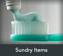 Sundry Items
